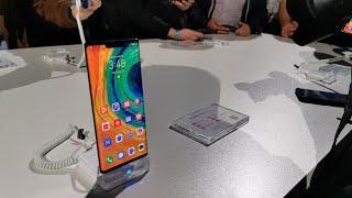 Huawei Mate 30 Pro en directo