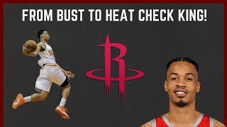 Gerald Green, from BUST to a Houston Rockets Lifeline!
