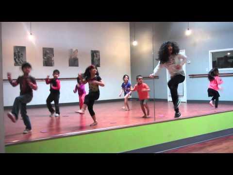 AMNA Dance AAD Irvine Kids (I) (Jan 11, 2014) Beauty and the Beat Jazz Hiphop