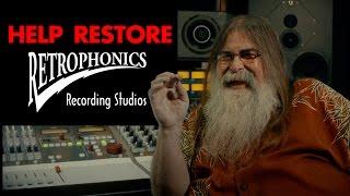 Help Restore Retrophonics Studios! Hurricane Matthew Victims