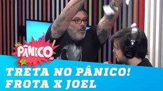 A polícia tem que ter retaguarda para matar? Alexandre Frota e Joel Pinheiro da Fonseca discutem