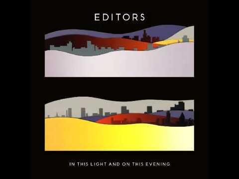 Editors - Eat Raw Meat = Blood Drool [ new cd Editors HD]