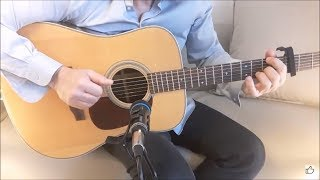 Download Video Eagles - Hotel California -Acoustic Guitar - Cover - Fingerstyle MP3 3GP MP4