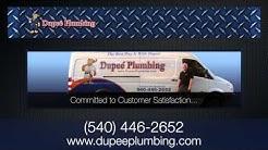 Plumber Fredericksburg VA (540) 446-2652