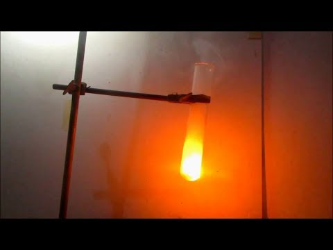 Preparation & Properties of Sodium nitrate