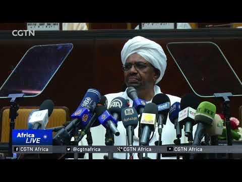 President al-Bashir vows to rebuild economy, ensure stability