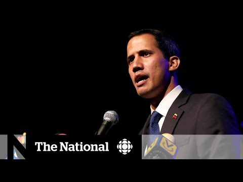 Interim president or rogue politician? Juan Guaido continues push to lead Venezuela