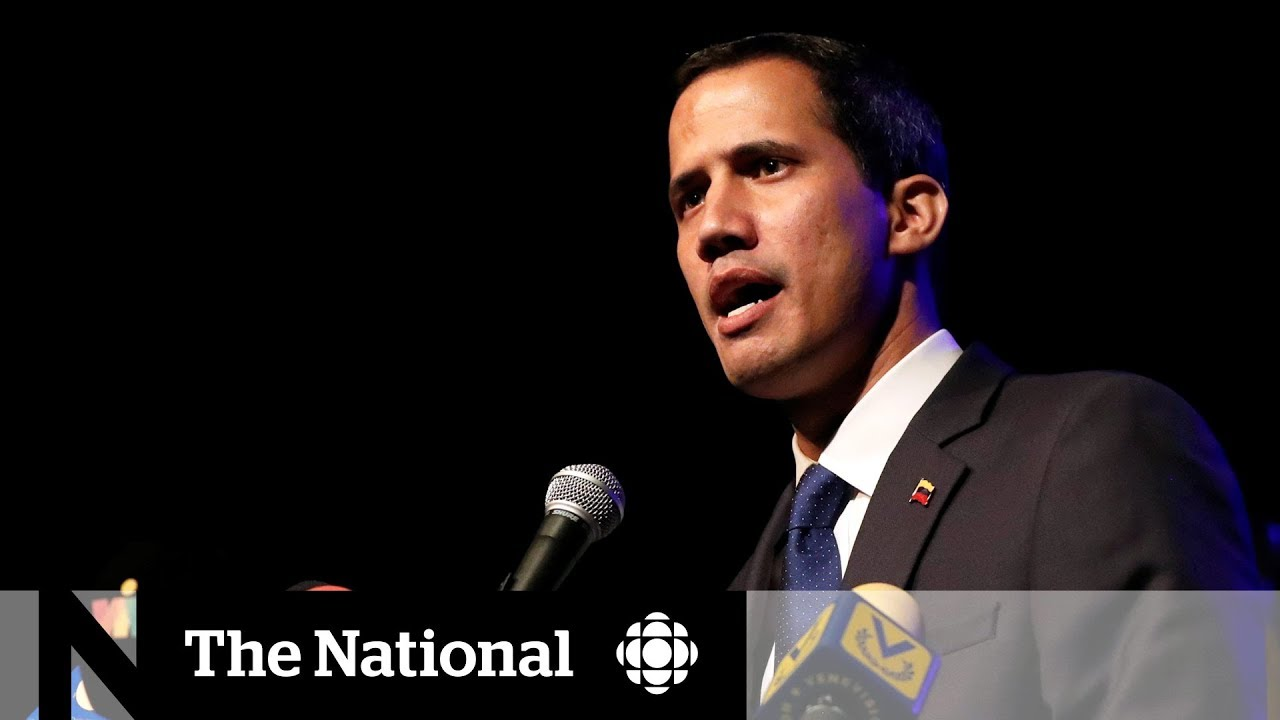 Interim president or rogue politician? Juan Guaido continues push to lead Venezuela