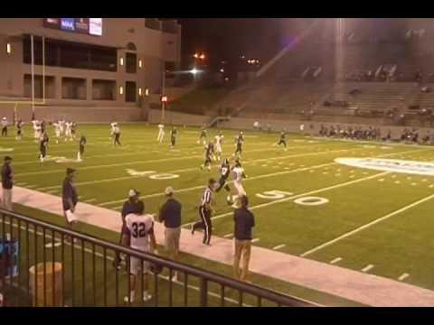 Bessemer Academy Football vs Lamar School (Meridian Mississippi) In Alabama