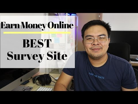 How to Earn Money Online ( P250 to P500 )Answering Online Surveys - (NEW) Extra Income 2019