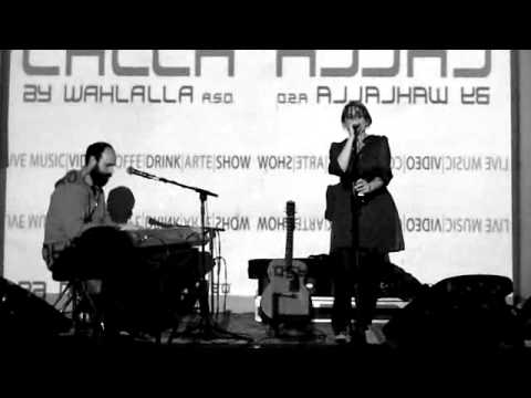 SARA LOV Live @ LALLA - Pescara 6 Marzo 2011 - THERE IS A LIGHT THAT NEVER GOES OUT