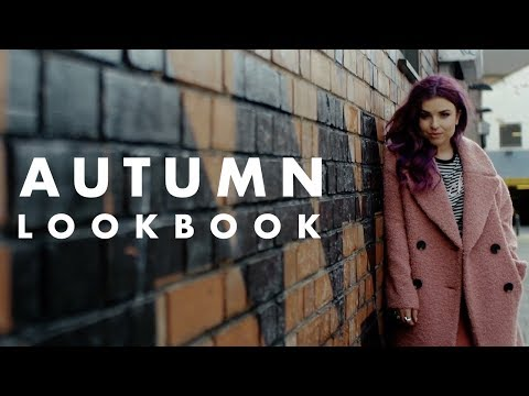 Autumn Lookbook 2017