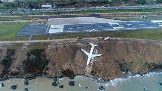 9 Accidentes de Aviones Durante el Despegue