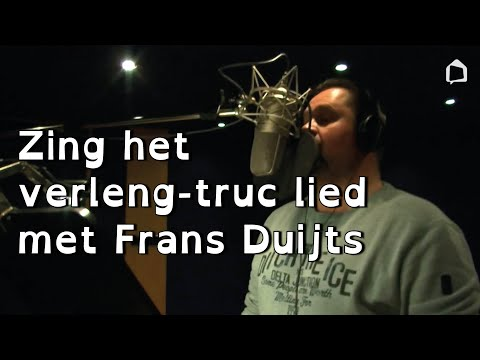 Meezingen met Frans Duijts - Het verlengtruc-lied