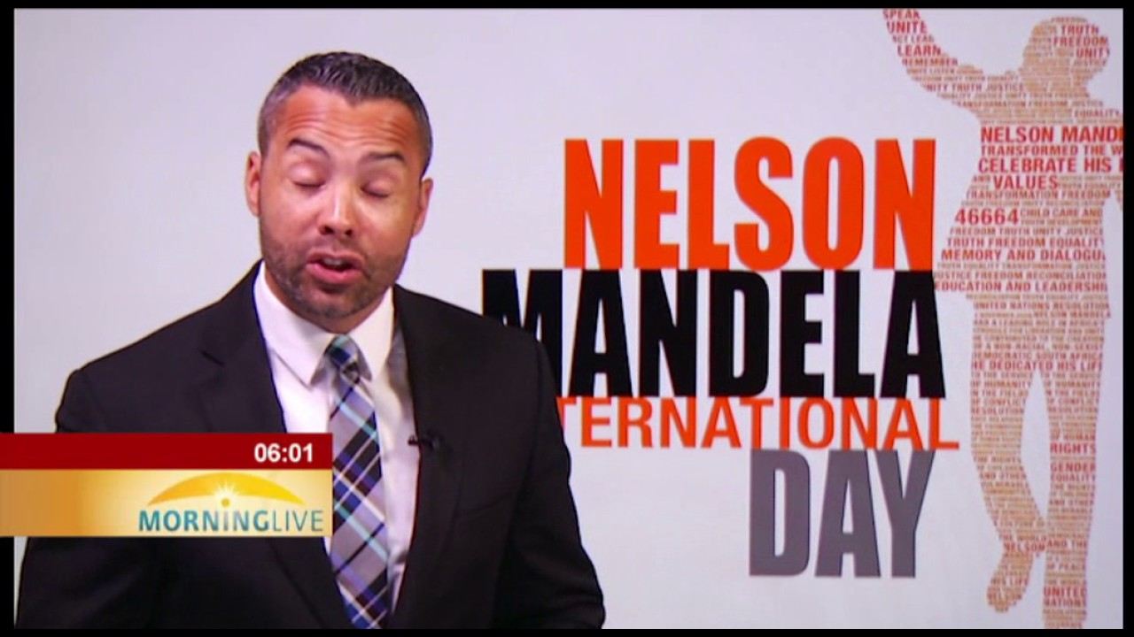 Nelson Mandela International Day celebrated