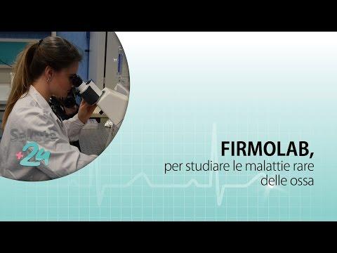 FIRMOLAB, per studiare le malattie rare delle ossa