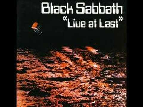black sabbath wicked world live at last youtube. Black Bedroom Furniture Sets. Home Design Ideas