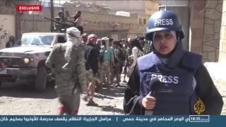 المقاومة والجيش يسيطران على أحياء شرق تعز