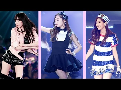 Girls' Generation Best Live Performances