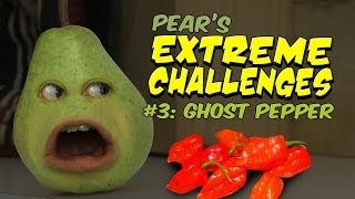 Pear's Extreme Challenge #3:  GHOST PEPPER