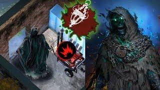 Прокачали Призрака Новый маньяк ХоррорФилд еще нету Horrorfield Horror Android
