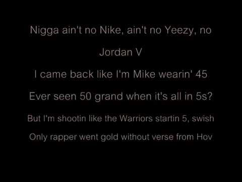 Meek Mill - All The Way Up (Drake diss) ft. Fabolous (lyrics)