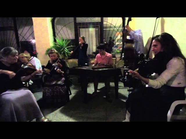 Métatábor 2014: Midnight Bonchida Jam