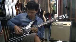 Download Nightmare-AVENGED SEVENFOLD-melody cover