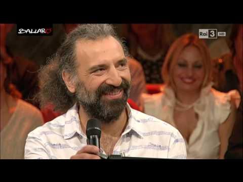Stefano Bollani ospite a Ballarò del 22/09/2015