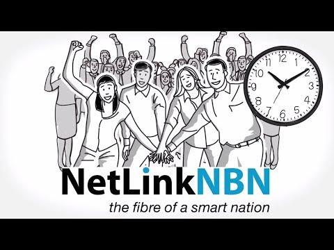 What we do at NetLink NBN Trust