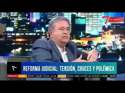 """Eduardo Duhalde: """"Esto puede terminar en una guerra civil"""""""