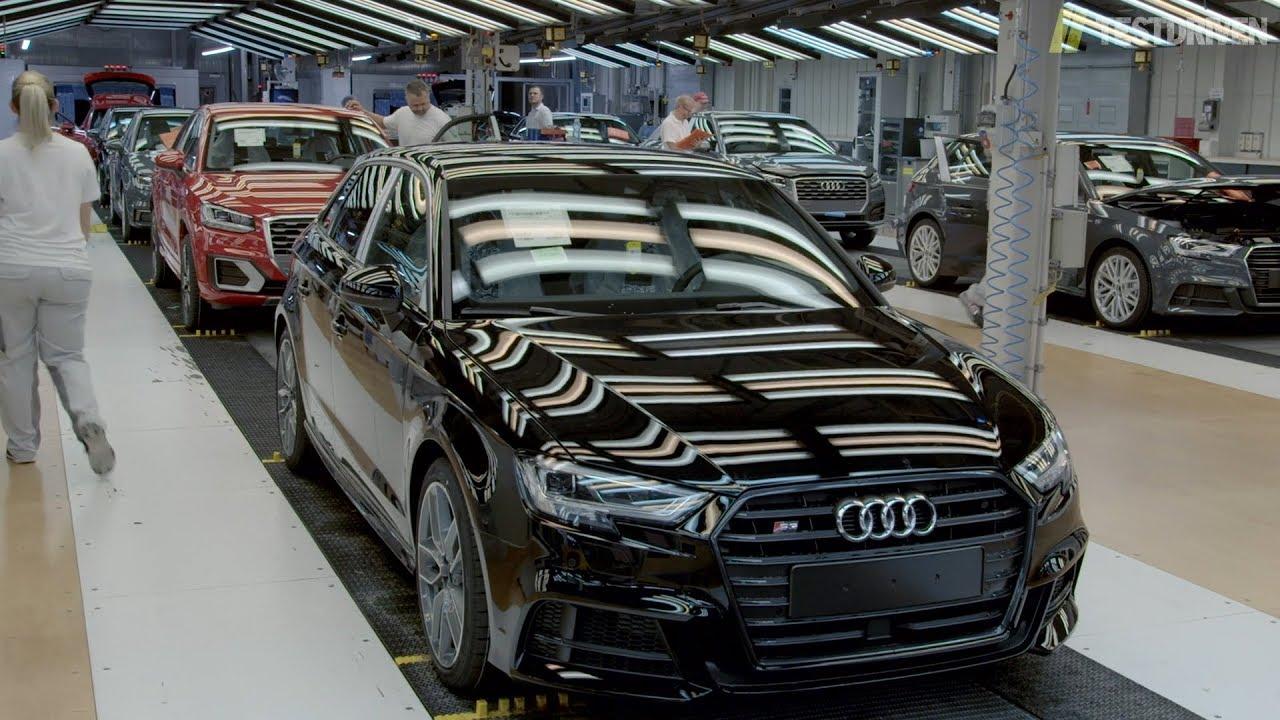 Audi Ingolstadt Gebrauchtwagen Werksangehörige : audi production ingolstadt youtube ~ Aude.kayakingforconservation.com Haus und Dekorationen