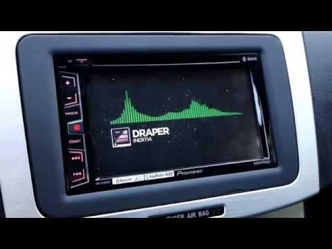 PIONEER AVH-X2800BT Radio & Emphaser EBR 112-P6A Subwoofer