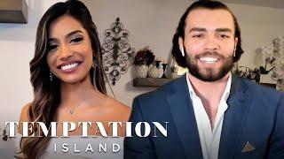 Wedding Date Set for Kristen & Julian [REUNION] | Temptation Island | USA Network