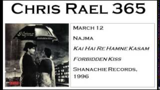 Najma - Kai Hai Re Hamne Kasam (Forbidden Kiss, 1996, Shanachie Records)