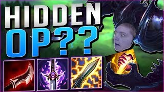 WTF IS THIS DAMAGE?! IS NOCTURNE ACTUALLY HIDDEN OP?! Nocturne Jungle Gameplay - League of Legends