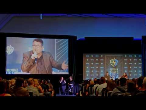 Sean Astin Actor, producer and favorite hobbit Interviews at Svcc 2018 silicon valley con