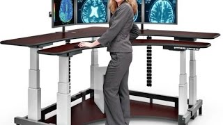 Adjustable Height Desk - Create An Attractive, Sleek, And Modern