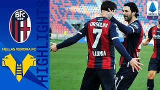 Bologna 1-0 hellas verona | early orsolini strike is enough to bag the three points! serie a tim