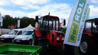 RADROL maszyny rolnicze - FALKE Wozy paszowe Szepietowo czerwiec 2015