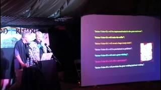 The Olmec Origins of Mayan Calendars - presented by Geoff Stray & Hugh Newman