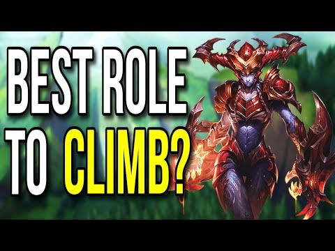 Strongest Role to Carry with in Season 8 - League of Legends thumbnail