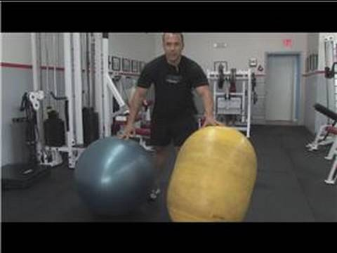 Exercise Techniques: How to Choose an Exercise Ball