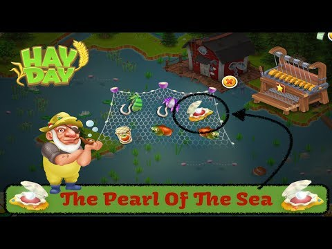 Hay Day - The Pearl Of The Sea