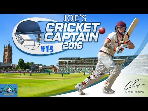 Cricket Captain 2016 - Road to Number 1 (England) - Part 15: Winning a Series Away From Home?!  
