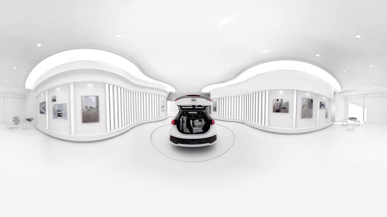 IONIQ 360 اتفرج على هيونداى الجديده