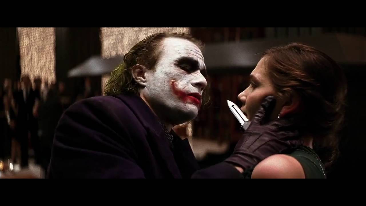 Image result for the dark knight wanna know how I got these scars