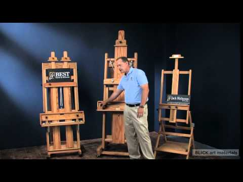 How Best Easels are Made