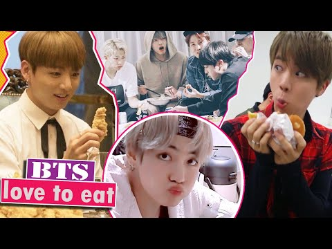 Bangtan Eating (TRY NOT TO EAT CHALLENGE!)    BTS   KPOP ASIAN KING