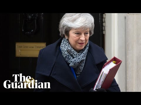 MPs vote on no-confidence motion after May's deal defeat - watch live